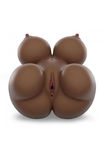 Body Pantalon Negro Talla Unica